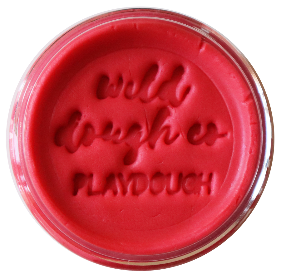 Ruldolph Red Playdough