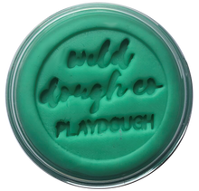 Load image into Gallery viewer, Sea Glass Teal Playdough - Wild Dough Co