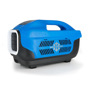 Zero Breeze portable air conditioner side