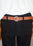Camel Single Circle Belt