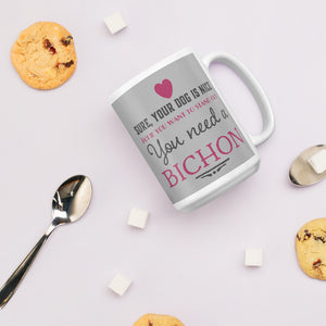 Bichon Awesome Mug