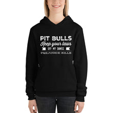 Pit Bulls keep your laws off my dawgs Unisex hoodie