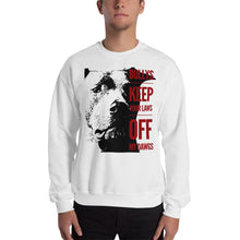 Bullys keep your laws off my dawgs Sweatshirt