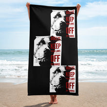 Bullys keep your laws off my dawgs Towel