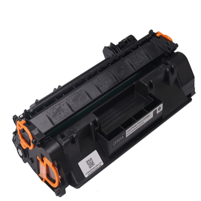 Print-Pretty Compatible HP 05A CE505A Premium Black LaserJet Printer toner cartridges