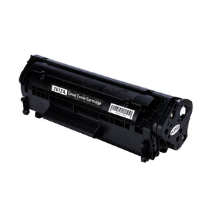 Print-Pretty Compatible HP 12A Q2612A Premium Black LaserJet Printer toner cartridges - amazing7.shop