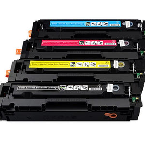 Print-Pretty Compatible HP 201A CF400A CF401A CF402A CF403A LaserJet Printer toner cartridges - amazing7.shop