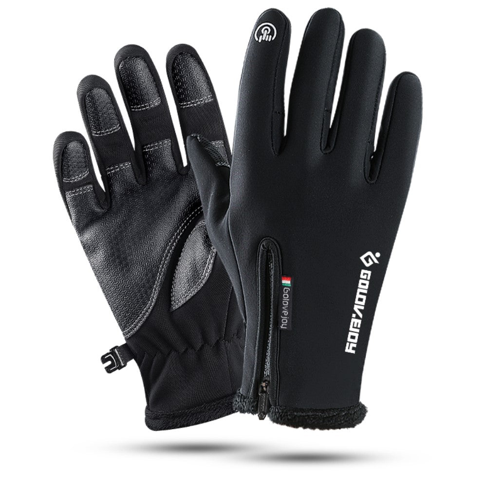 Touch Screen Novelty Gloves & Mittens, Women's Men's Gloves, Amazing 7 Outdoor Recreation Winter Warmest Waterproof Windproof, Cycling Climbing Skiing, with High-Density Nylon Fabric Fleece Liner - amazing7.shop