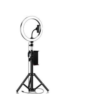 "Beauty Live Ring Light Kit, 10"" Macro & Ringlight Flashes, Tripod Stand, Tablet Phone Holder, Led Anchor Live Light, Live on YouTube Instagram, Video, Makeup"