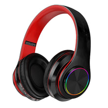 B39 Bluetooth Headphones with 8Hours Playtime, Wireless Headsets Over Ear, Hi-Fi Stereo, Multi-Colored Breathing Led, Built-in Mic, Snug Fit Earphones for Game Video DJ - amazing7.shop