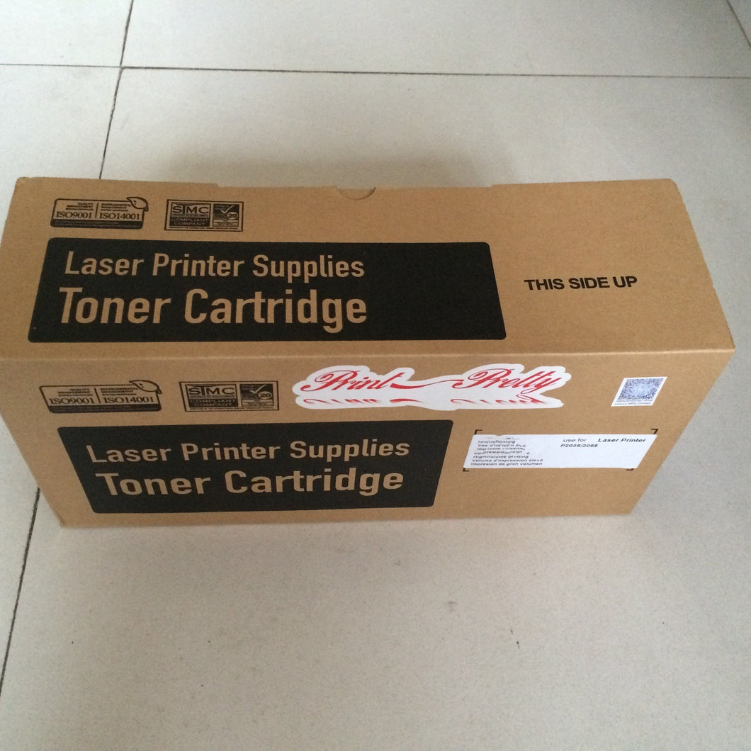 Print-Pretty compatible new High-end quality printer toner cartridges wholesale price quality of CF210 series (CF210A-213A) - amazing7.shop