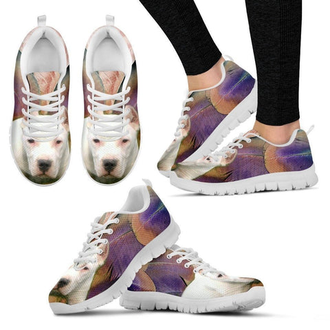 Bully Kutta/Alangu Mastiff Dog Running Shoes For Women-Free Shipping-Paww-Printz-Merchandise