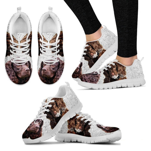 American Water Spaniel Running Shoes For Women-Free Shipping-Paww-Printz-Merchandise