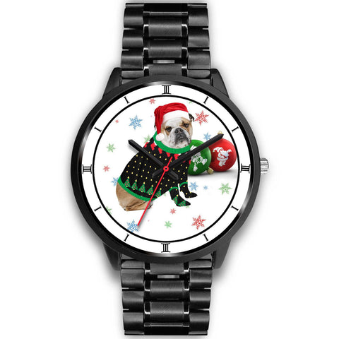 Bulldog Christmas Special Wrist Watch-Free Shipping