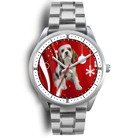Beagle Christmas Special Wrist Watch-Free Shipping