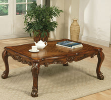 Load image into Gallery viewer, Acme 12165 Dresden Traditional Cherry Oak Coffee Table