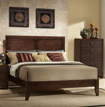 Load image into Gallery viewer, Acme Madison Espresso Queen Panel Bed