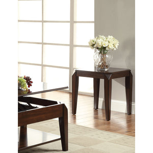 Acme Docila Walnut End Table