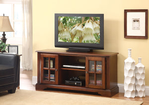 Acme Basma Cherry TV Stand