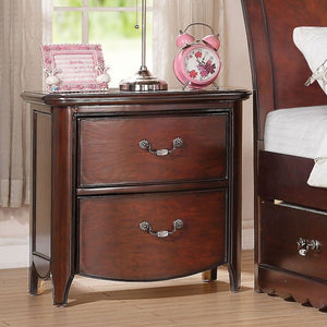 Acme Cecilie Cherry Youth Drawer Night Stand