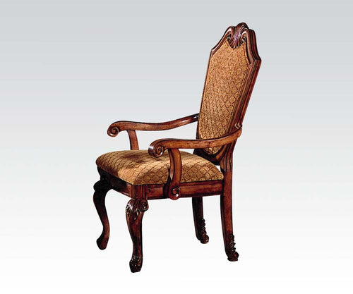 Acme Chateau De Ville Cherry Arm Chair