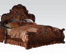 Load image into Gallery viewer, Acme Dresden Cherry Oak King Sleigh Bed