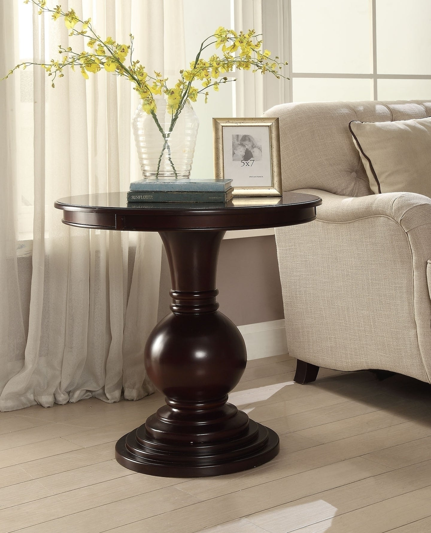Acme Alyx Espresso End Table