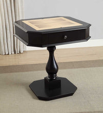 Load image into Gallery viewer, Acme Bishop Black Game Table
