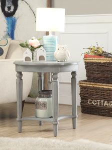 Acme Fordon Antique Slate End Table