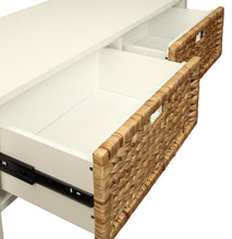 Load image into Gallery viewer, Acme Flavius White Drawer Console Table