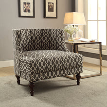 Load image into Gallery viewer, Acme Lolita Pattern Linen Accent Chair