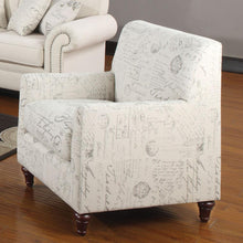 Load image into Gallery viewer, Coaster Norah Cream Antique Inspired Chair