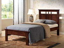 Load image into Gallery viewer, Acme Donato Cappuccino Twin Bed