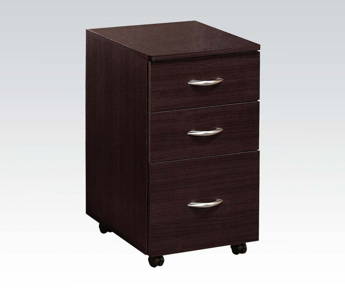 Acme Marlow Espresso Drawers File Cabinet