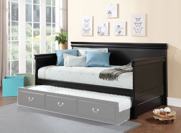 Acme 39095 Bailee Black wood Finish Twin Daybed