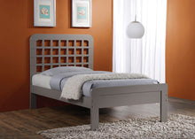 Load image into Gallery viewer, Acme Lyford Gray Full Platform Bed