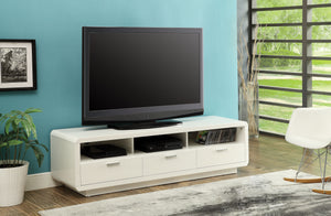 Acme Randell White TV Stand