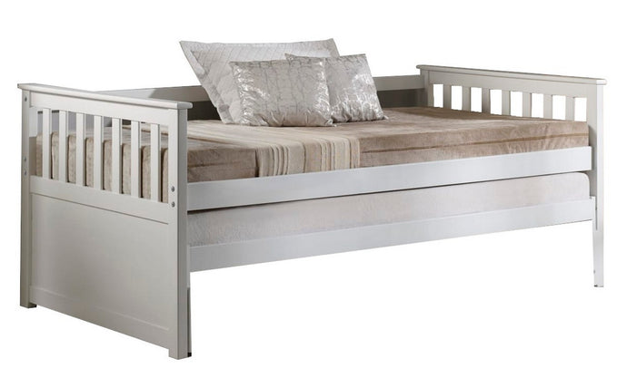 Acme Cominia White Wood Finish Twin Daybed