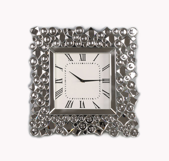 Acme Kachina Mirrored Finish Clock