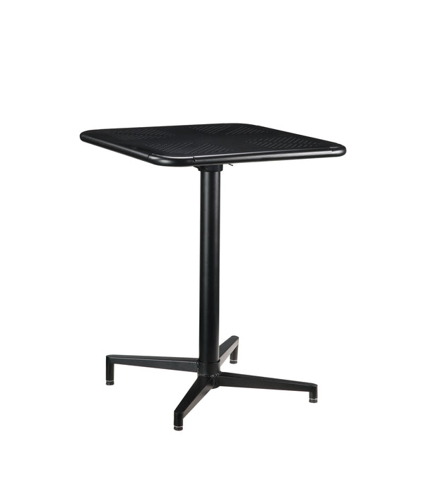 Acme Olson Black Metal Finish Accent Table