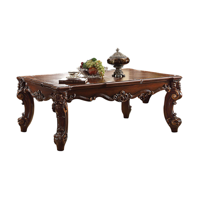 Acme Vendome Cherry Wood Finish Coffee Table