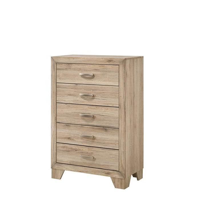 Acme Miquell Natural Wood Finish Chest