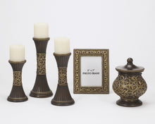 Load image into Gallery viewer, Signature Design by Ashley Mariana Bronze Gold Accessory Set of 5