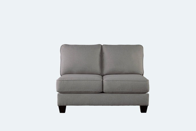 Signature Design By Ashley 2430234 Chamberly Alloy Armless Loveseat