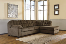 Load image into Gallery viewer, Accrington Earth Sectional with Sofa Sleeper