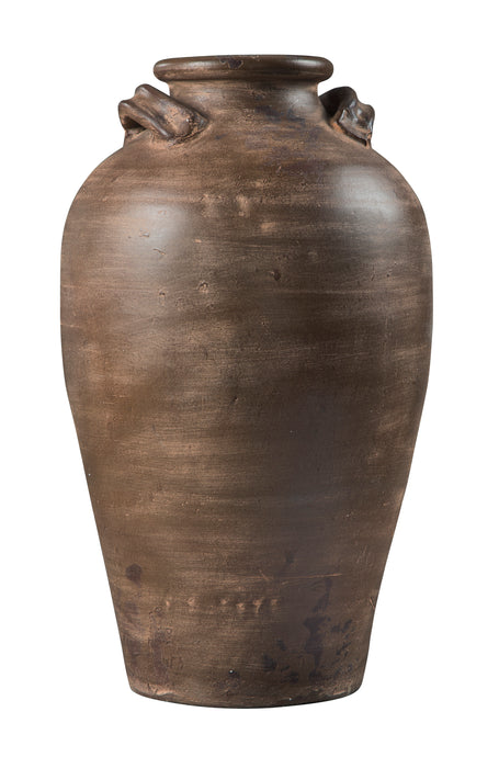 Signature Design By Ashley Diandra Brown Tall Vase