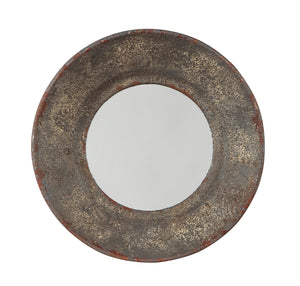 Signature Design A8010145 Ashley Carine Gray Accent Mirror