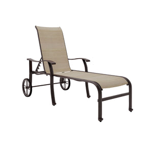 Signature Design P317-815 Bass Lake Brown And Beige Finish Outdoor Chair