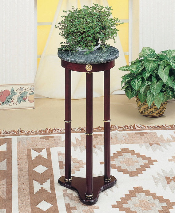 Cherry Traditional Style Plant Table