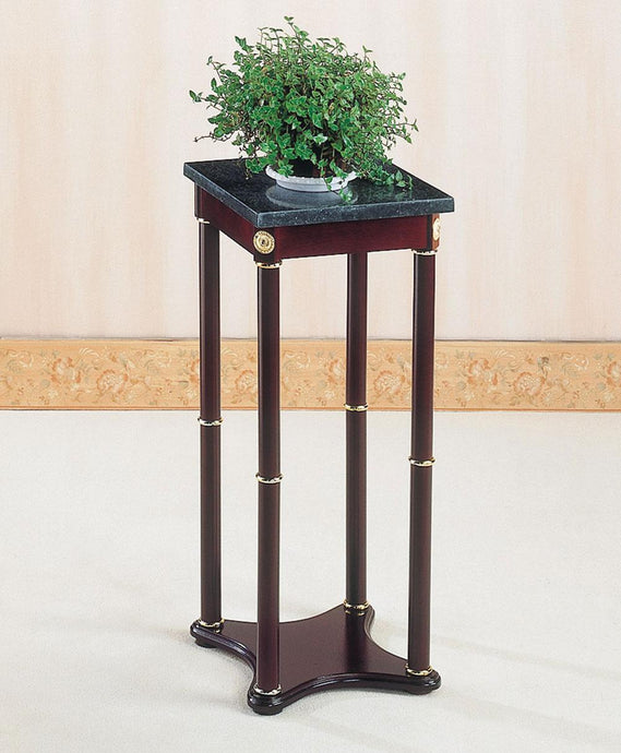 Coaster Cherry Traditional Plant Table
